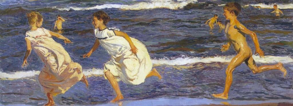 running-along-the-beach-1908