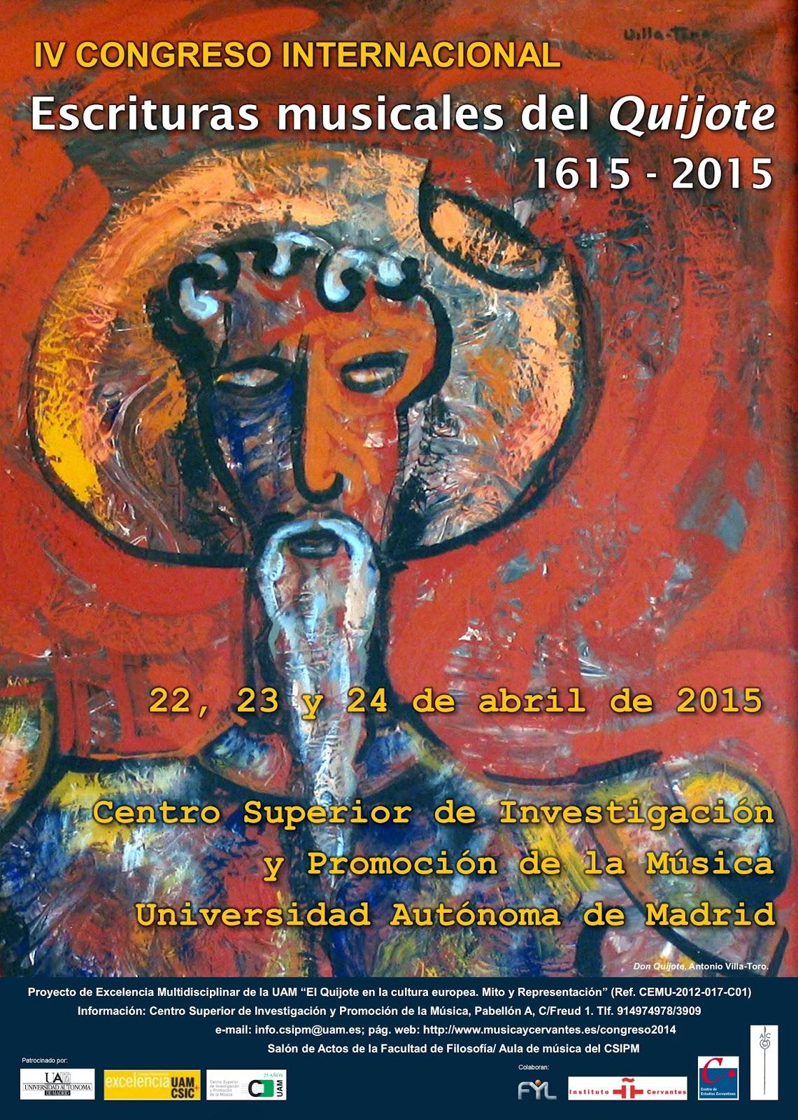 Congreso Quijote 2015