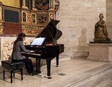 PIANO MÍSTICO_ MUSEO NACIONAL DE ESCULTURA