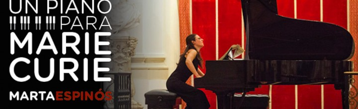 UN PIANO PARA MARIE CURIE_ MÚSICA EN VENA EN EL HOSPITAL 12 DE OCTUBRE