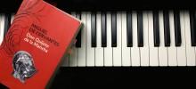 CHARLA 'CERVANTES EN LA MÚSICA PARA PIANO' EN EL CÍRCULO CATALÁN