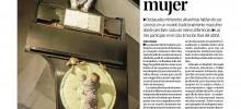 """TOCAR CON MANOS DE MUJER""_ DIARIO 'INFORMACIÓN'"