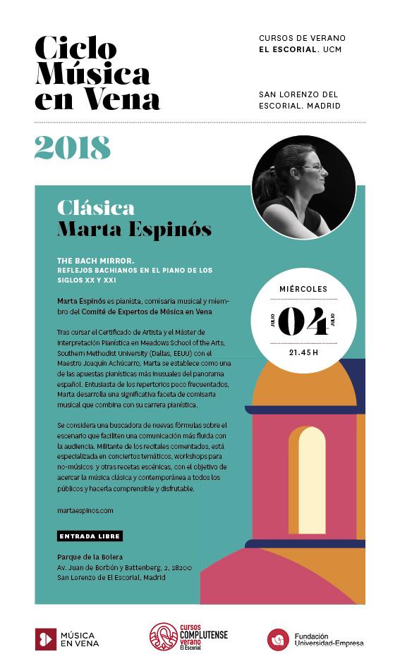 Marta Espinós MeV_Escorial