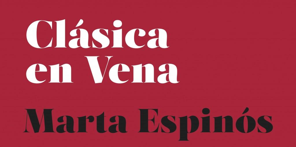 Clásica en Vena banner