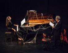 'PIANO EN PENUMBRAS' _ UN CONCIERTO DE HALLOWEEN _ DÉNIA