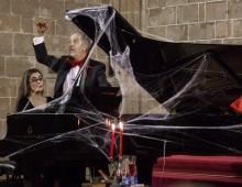 'PIANO EN PENUMBRAS' _ UN CONCIERTO DE HALLOWEEN _ XÀBIA